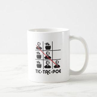 TIC-TAC-POE コーヒーマグカップ