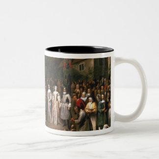 Tichborneドール1671年 ツートーンマグカップ