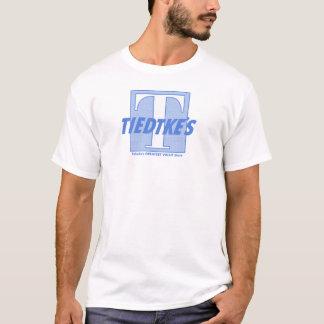 Tiedtkeのデパートのトレドオハイオ州のベーカリー Tシャツ
