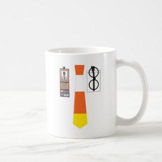 TieShirt006 -キャンデートウモロコシのコピー コーヒーマグカップ