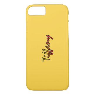 Tiffanyの穹窖のやっとそこにiPhoneカバー iPhone 8/7ケース