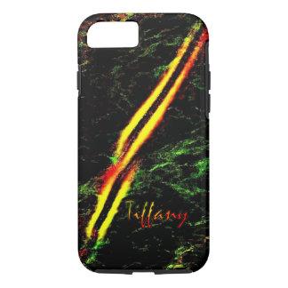 Tiffanyの耐衝撃性のiPhoneの場合 iPhone 8/7ケース