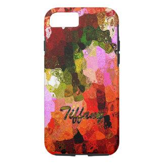 Tiffanyの衝撃の引きつけられるiPhoneカバー iPhone 8/7ケース