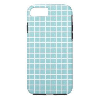 Tiffanyの青及び白い穹窖のiPhone 7カバー iPhone 8/7ケース