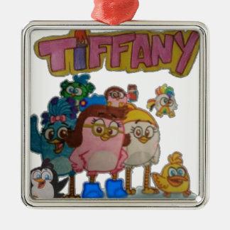 TIFFANY メタルオーナメント