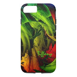 Tiffany ColorfullのスタイルのiPhoneカバー iPhone 8/7ケース
