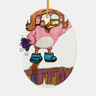 TIFFANY Tiffanyおよびマディソン セラミックオーナメント
