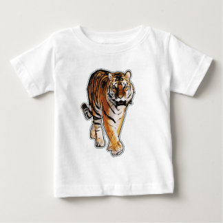 Tigeer ベビーTシャツ