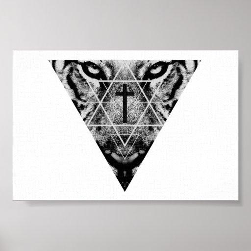 tiger ポスター
