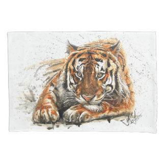 Tiger 枕カバー