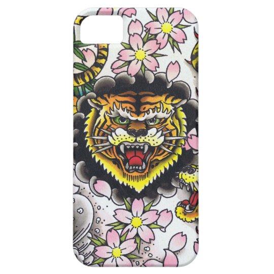 Tiger Head iPhone SE/5/5s ケース