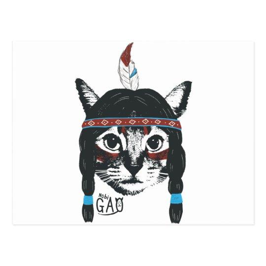Tiger Lily ポストカード