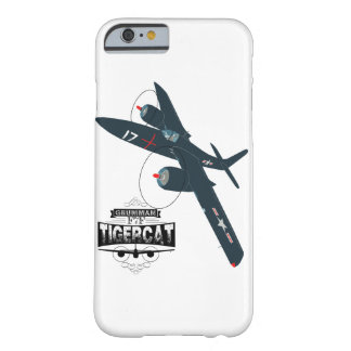 TigercatのiPhoneの場合 Barely There iPhone 6 ケース