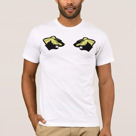 tigerLR Tシャツ