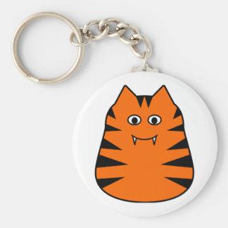 Tigr -かわいいトラ キーホルダー