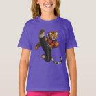 Tigressの蹴り Tシャツ