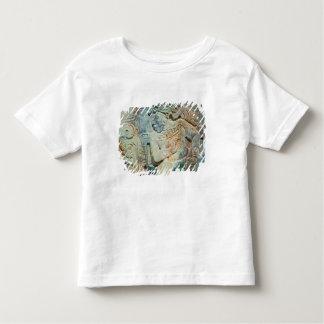 Tikalからの王そして宮廷人の胸 トドラーTシャツ