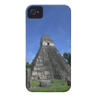 Tikalの寺院のiphone 4ケース Case-Mate iPhone 4 ケース