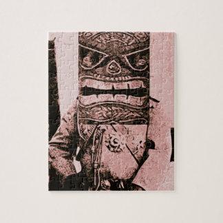 Tikiのマスクの人 ジグソーパズル