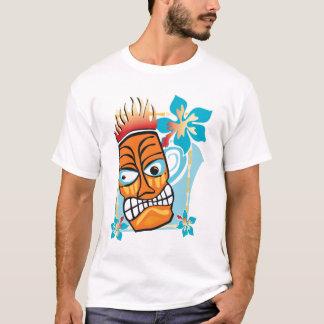 Tikiの人 Tシャツ