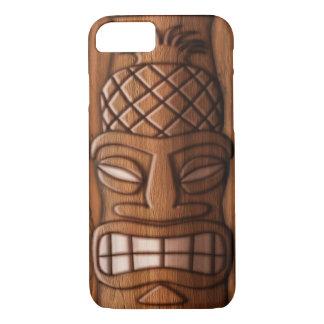 Tikiの木のマスク iPhone 8/7ケース