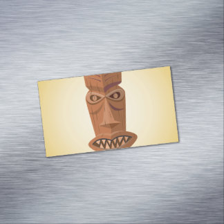 Tikiの磁気名刺 マグネット名刺