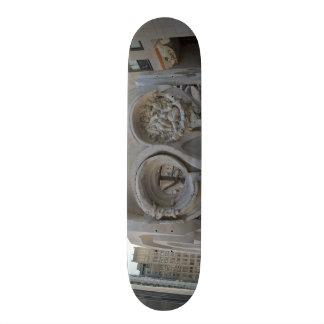 TIKIはスケートボードを注目します 20.6CM スケートボードデッキ