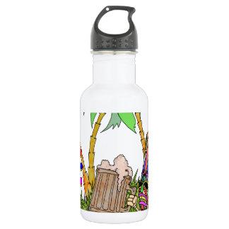 Tikiアルコール島 ウォーターボトル
