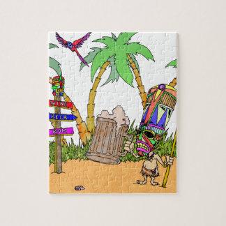 Tikiアルコール島 ジグソーパズル