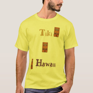 Tikiハワイ Tシャツ