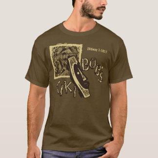 Tikiボブ Tシャツ