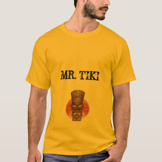 TIKI氏 Tシャツ