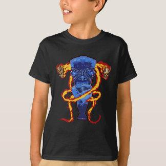 Tiki燃え立つこと Tシャツ