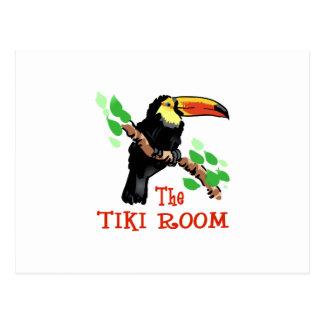 Tiki部屋 ポストカード