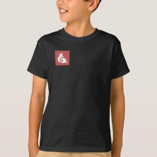 TilmizArtの役人のTシャツ Tシャツ