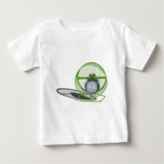 TimerExerciseWheel030313.png ベビーTシャツ