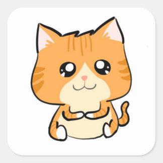 Timmy猫! スクエアシール