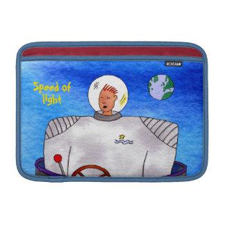 """TinCanの宇宙の人光速11"""" MacBook スリーブ"""