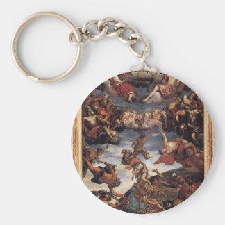 Tintoretto著ベニスの勝利 キーホルダー