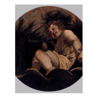 Tintoretto著夏 ポストカード