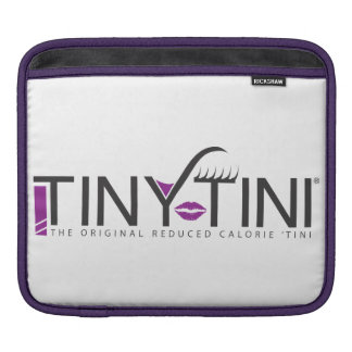 TinyTiniのロゴのipadカバー iPadスリーブ