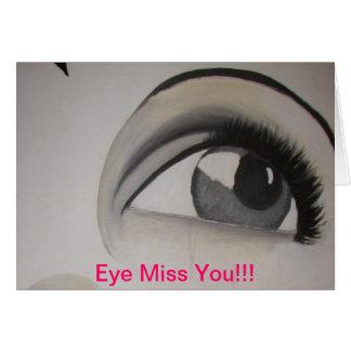 TinyTot Eyecard グリーティングカード