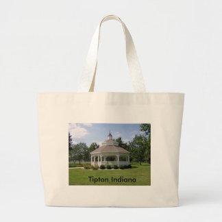 Tipton公園の望楼のバッグ ラージトートバッグ