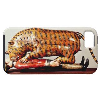 Tipuのトラ、c.1790 (木) iPhone SE/5/5s ケース