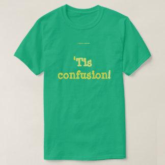 「Tisの混乱! Tシャツ