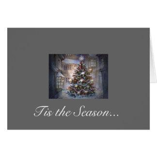Tis季節… カード