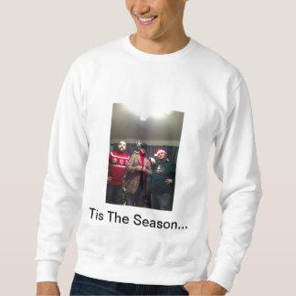 Tis季節 スウェットシャツ