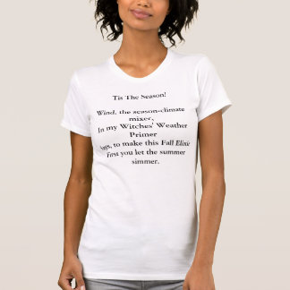 Tis季節! Tシャツ
