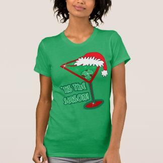 ` Tis Seaon Tシャツ