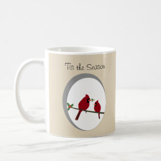'Tis the Season Coffee Mug コーヒーマグカップ